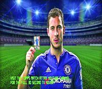 Topps Card Eden Hazard