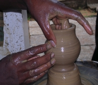 Pottery-(Rekha Vijayashankar)