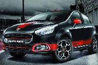 Fiat Punto Abarth side strip