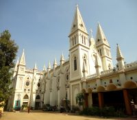 Dindigul - St Joseph Church 1