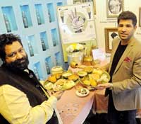 Mohit Balachandran and Shaaz
